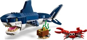 LEGO® Creator Deep Sea Creatures gameplay