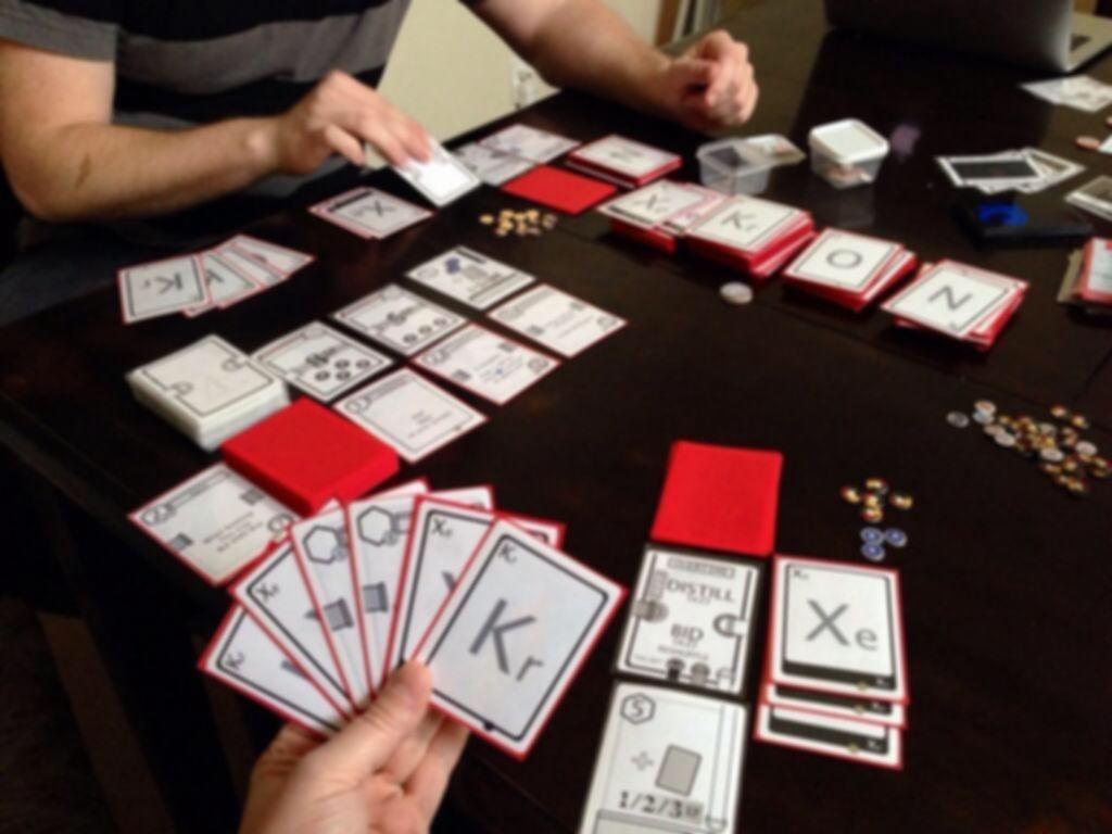 Xenon Profiteer gameplay