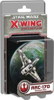 Star Wars: X-Wing Miniatures Game - ARC-170 Expansion Pack