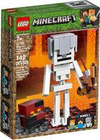 LEGO® Minecraft Skeleton BigFig with Magma Cube