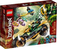 LEGO® Ninjago Lloyd's Jungle Chopper Bike