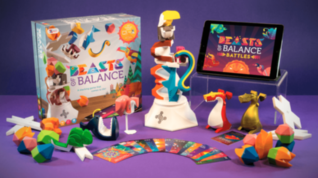 Beasts of Balance components