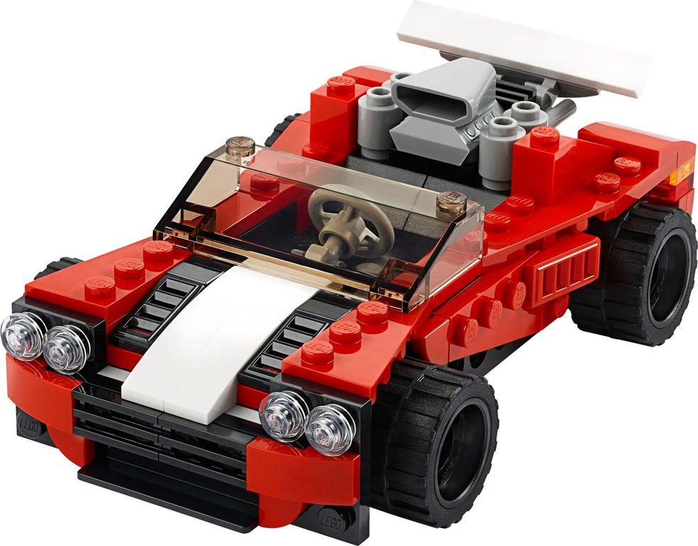 LEGO® Creator Sport Car components