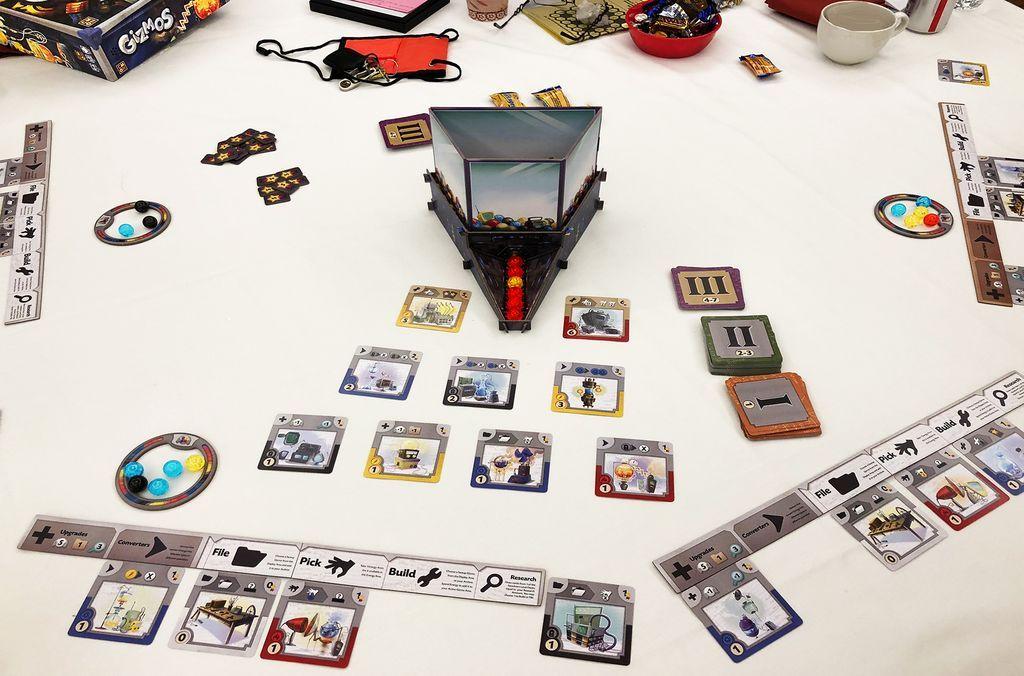 Gizmos components