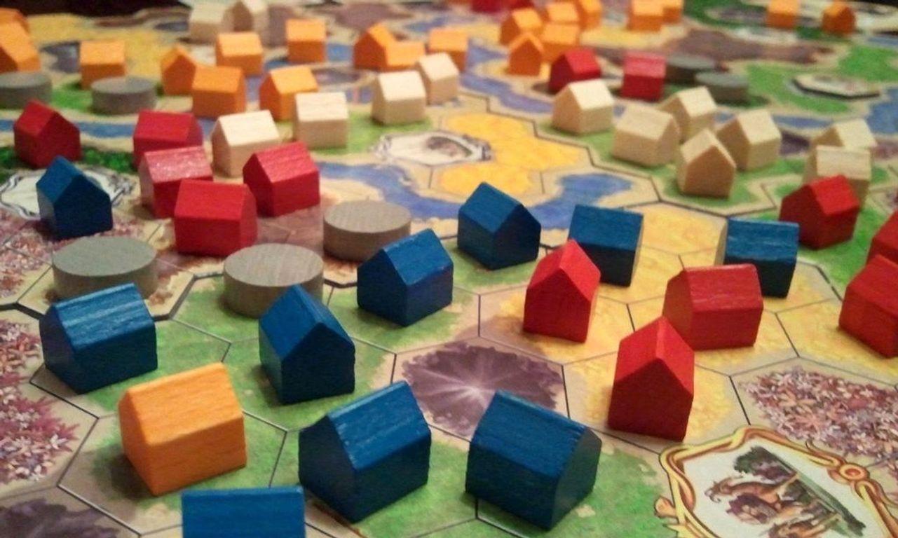 Kingdom Builder: Nomads gameplay