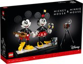 Mickey Mouse & Minnie Mouse personages om zelf te bouwen