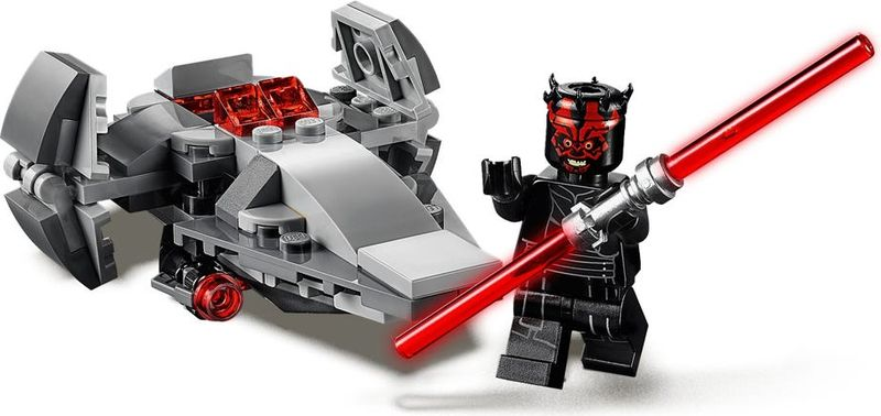LEGO® Star Wars Sith Infiltrator™ Microfighter minifigures