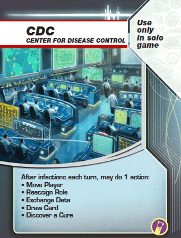 Pandemic: In the Lab cards