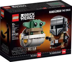 LEGO® BrickHeadz™ The Mandalorian™ & the Child