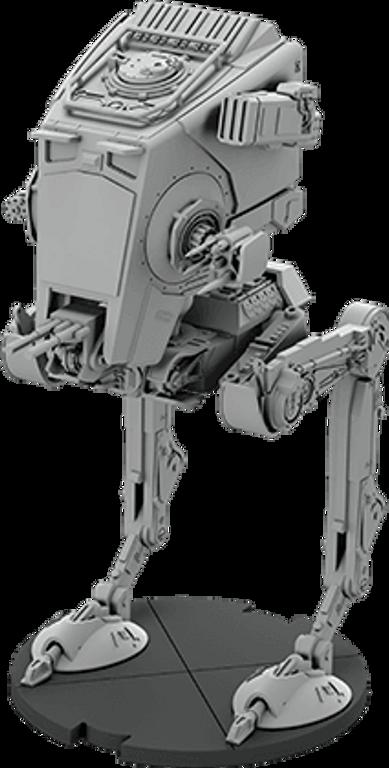 Star Wars: Legion - AT-ST Unit Expansion miniature
