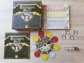 Troyes Dice components
