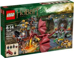 LEGO® The Hobbit The Lonely Mountain
