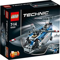 LEGO® Technic Twin-Rotor Helicopter