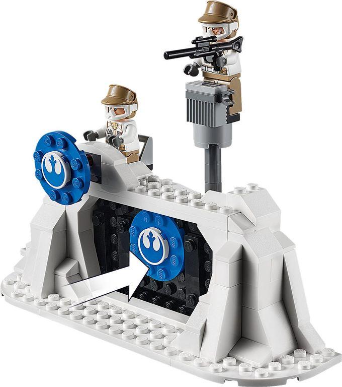 LEGO® Star Wars Action Battle Echo Base™ Defense components