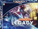 Pandemic Legacy: Season 1 - Blue Edition