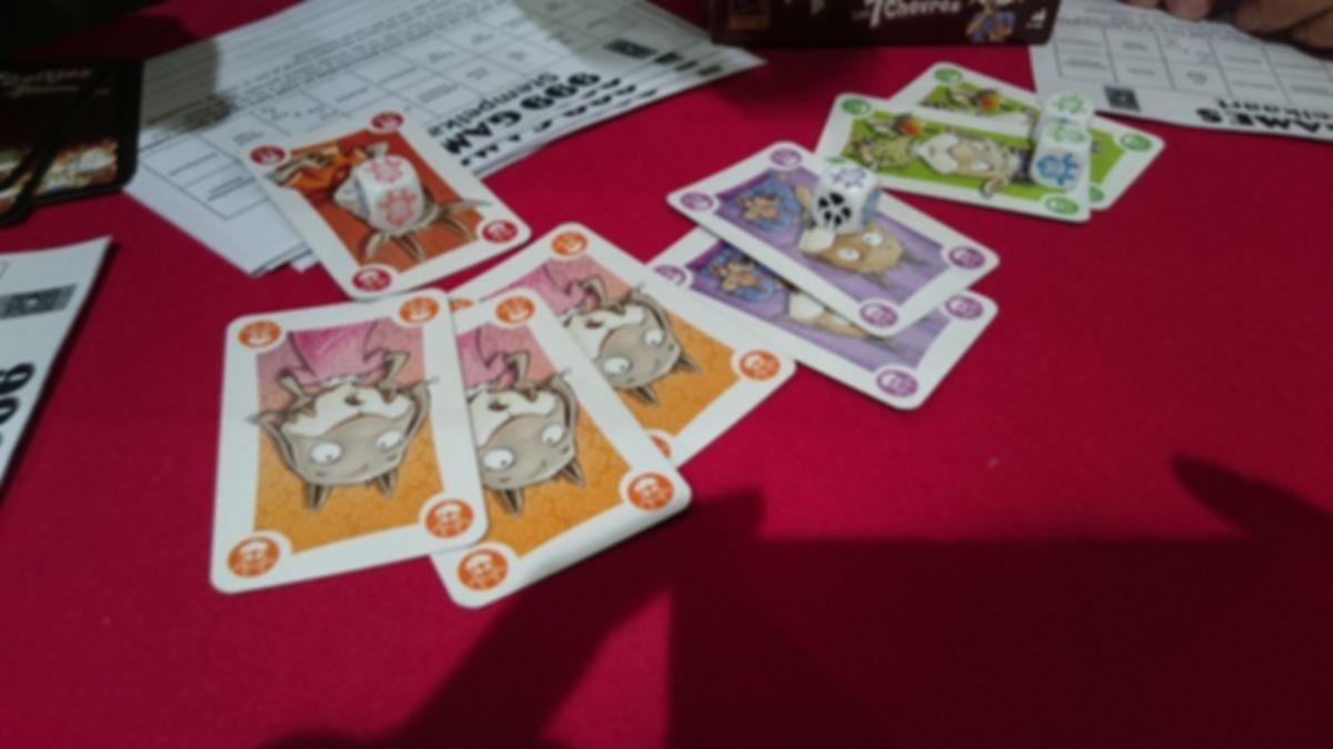 De 7 Geitjes cards
