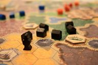 Kingdom Builder: Crossroads components