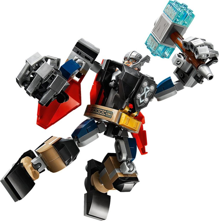 LEGO® Marvel Thor Mech Armor components