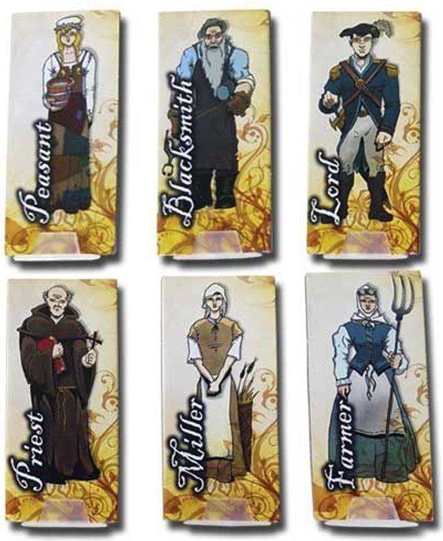 The Village Crone cards
