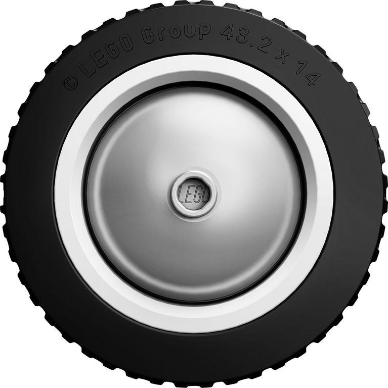 LEGO® Creator Expert Fiat 500 wheels