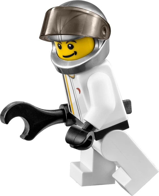 LEGO® Speed Champions McLaren P1™ minifigures