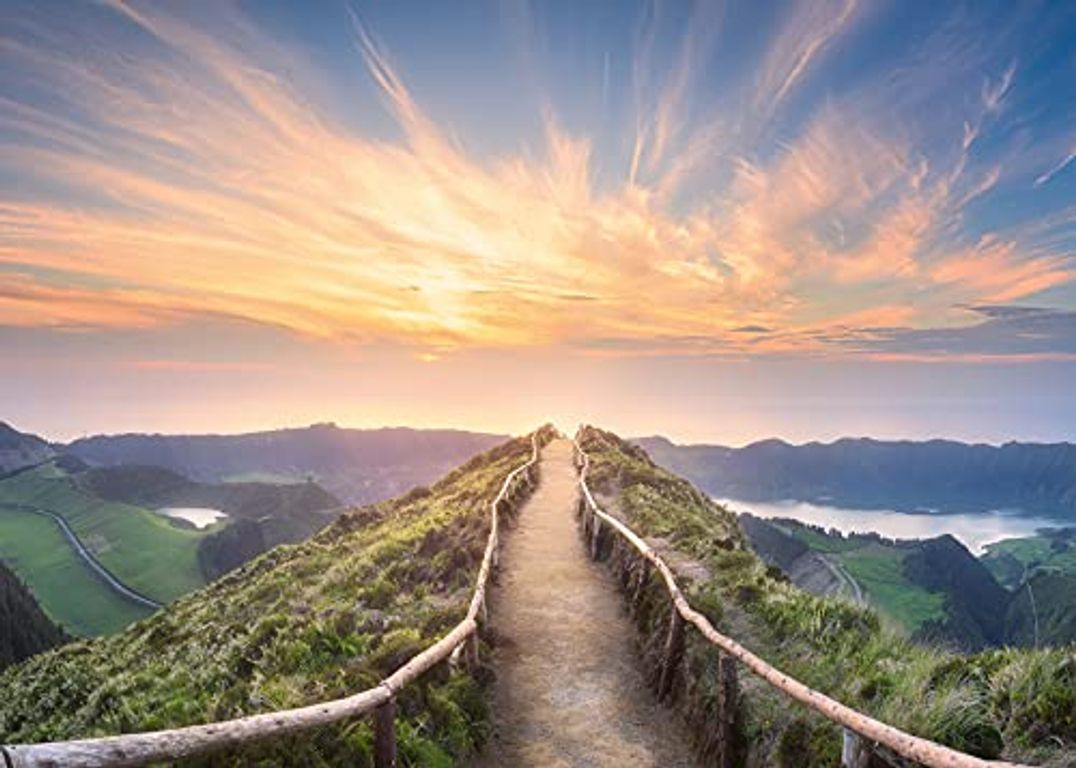 Portugal Mountain Landscape