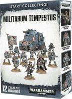 Warhammer 40.000 Start Collecting! Militarum Tempestus