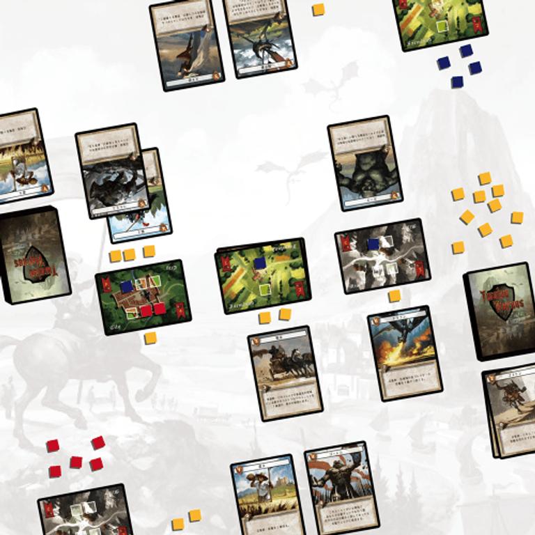 Twelve Heroes gameplay
