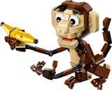LEGO® Creator Forest Animals components