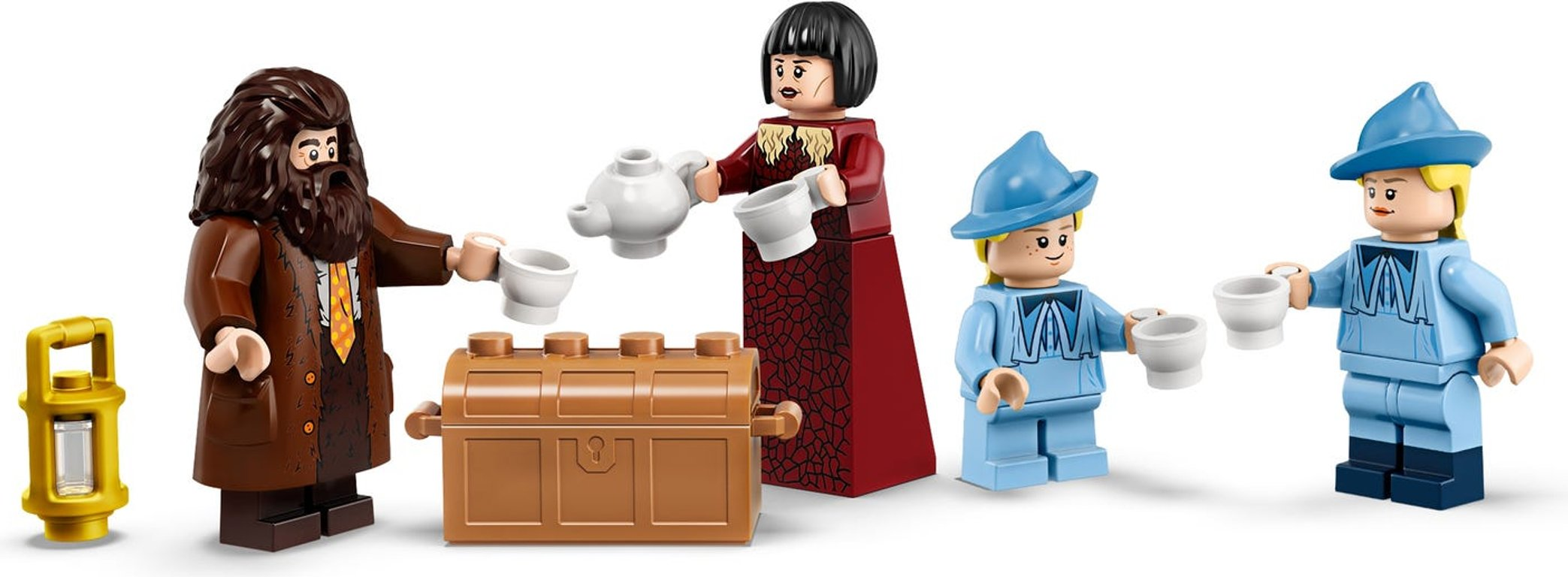 LEGO® Harry Potter™ Beauxbatons' Carriage: Arrival at Hogwarts™ minifigures