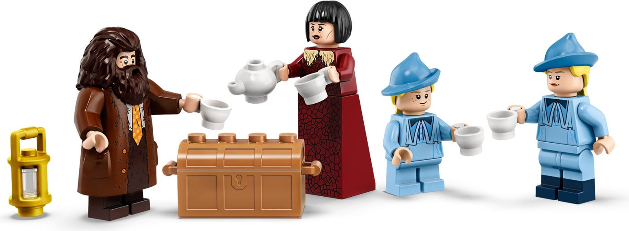 Beauxbatons' Carriage: Arrival at Hogwarts™ minifigures