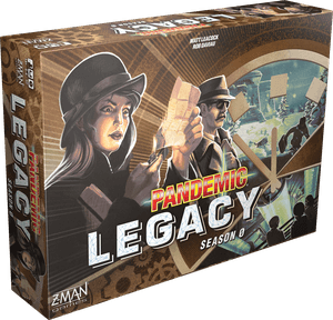 Z-Man Games announces Pandemic Legacy Season 0