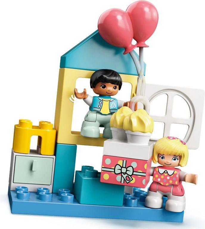 LEGO® DUPLO® Playroom components