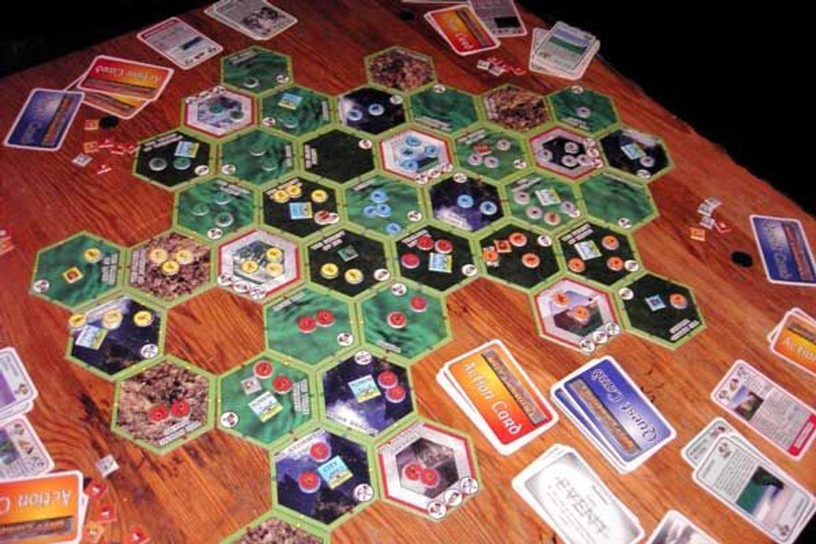 Battlemist gameplay