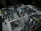 Zombicide gameplay