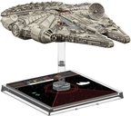 Star Wars: X-Wing Miniatures Game - Millennium Falcon Expansion Pack miniatures