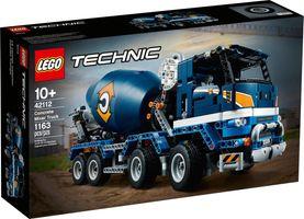 LEGO® Technic Concrete Mixer Truck