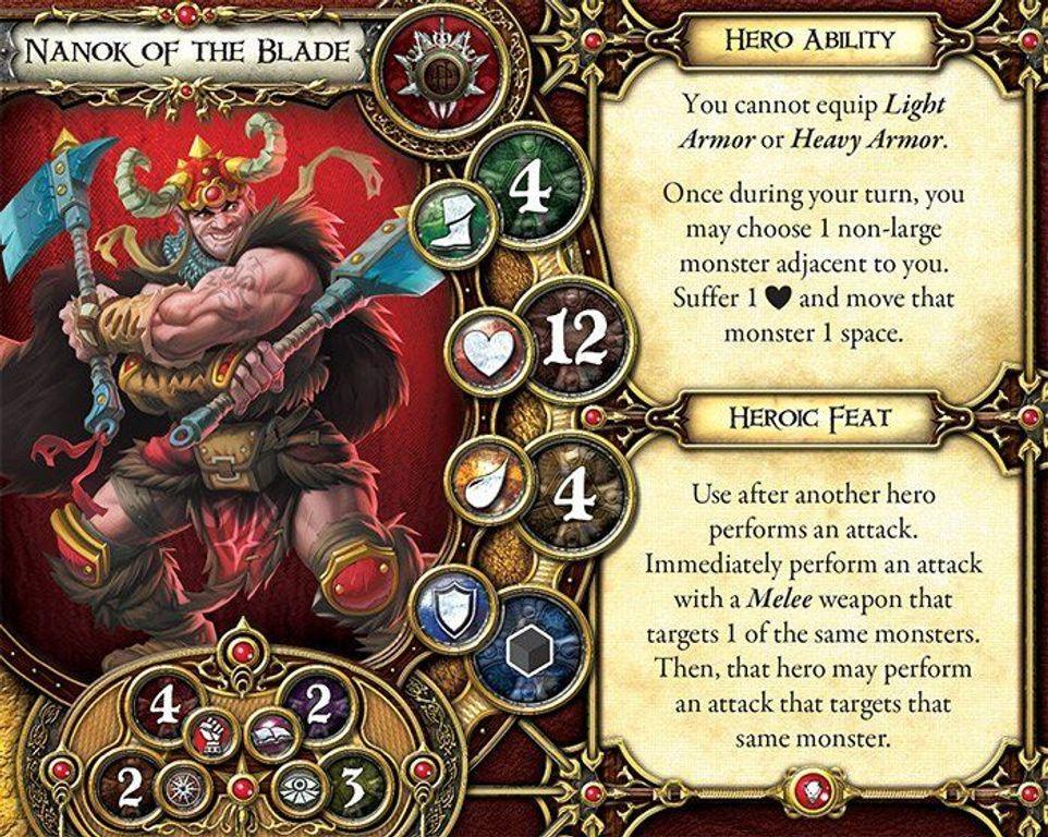 Descent: Journeys in the Dark (Second Edition) - Stewards of the Secret kaarten