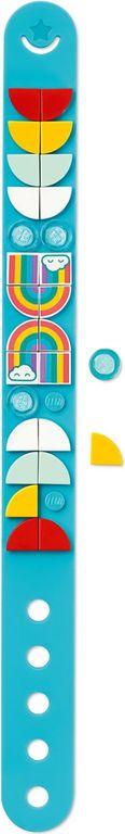 LEGO® DOTS Rainbow Bracelet components