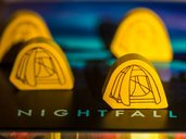PARKS: Nightfall Expansion components
