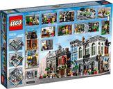 LEGO® Creator Expert Brick Bank back of the box