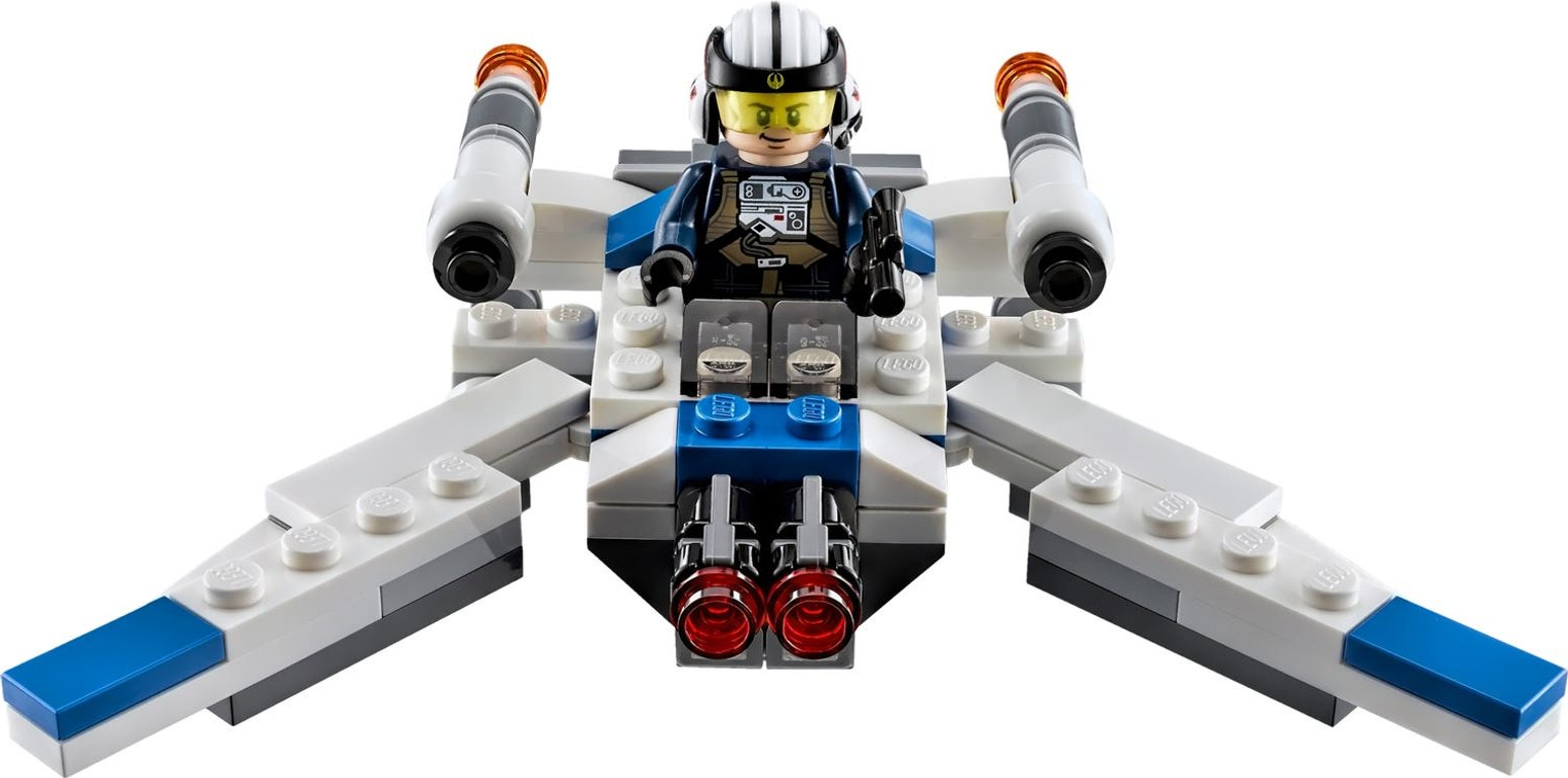 LEGO® Star Wars U-Wing™ Microfighter components