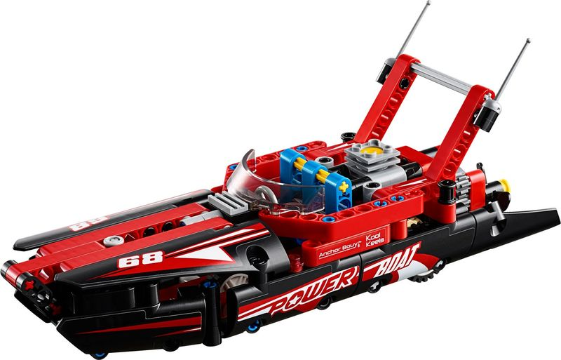LEGO® Technic Power Boat components