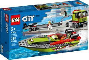 Race Boat Transporter