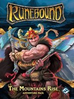 Runebound (Third Edition): The Mountains Rise - Adventure Pack