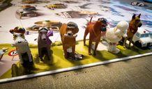 A Dog's Life miniatures