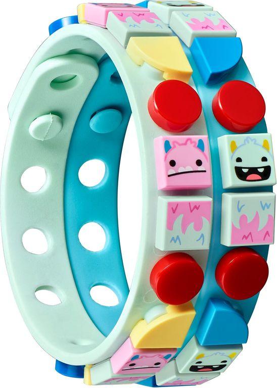 Monster Bracelets components