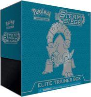 Pokémon Elite Trainer box XY11 Steam Siege