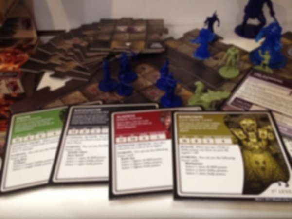 Dungeons and Dragons: Temple of Elemental Evil jugabilidad