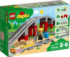 LEGO® DUPLO® Train Bridge and Tracks